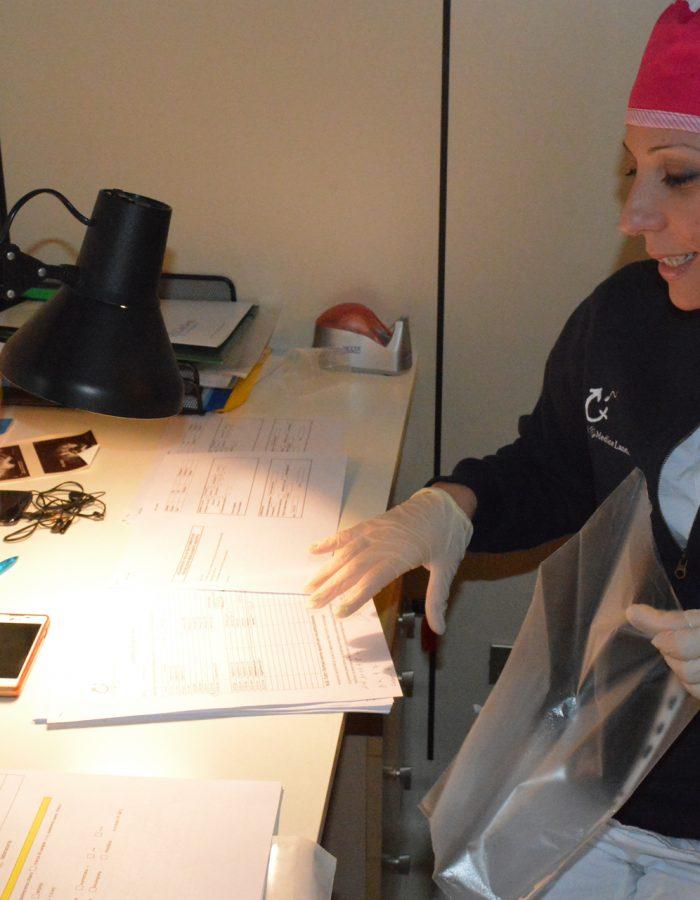 laboratorio embriologia avellino salerno