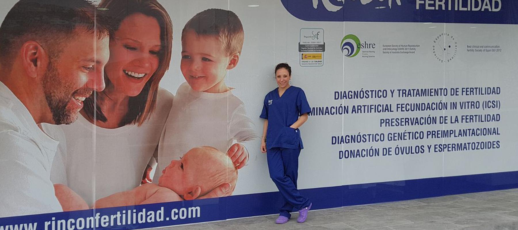 Dr.ssa Chiara Granato Embriologa della riproduzione