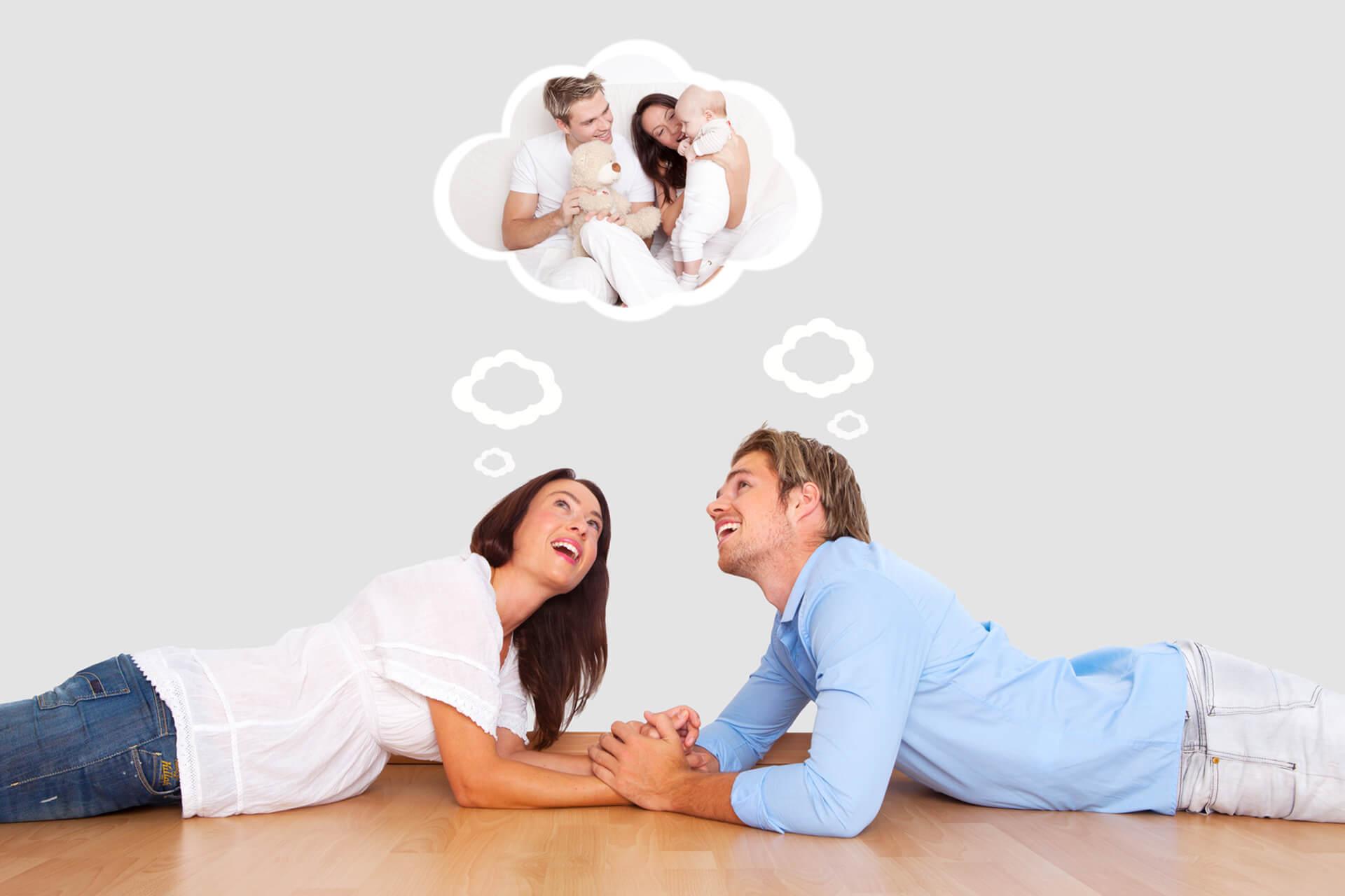 desiderio maternità