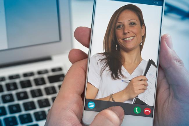 Adotto piattaforme on-line per le consulenze a distanza.