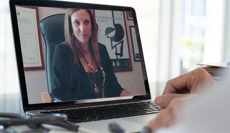 Il confronto in video permette di condividere la storia personale e le peculiarità.